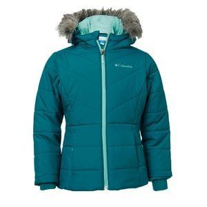 Columbia Girls' Insulated coat